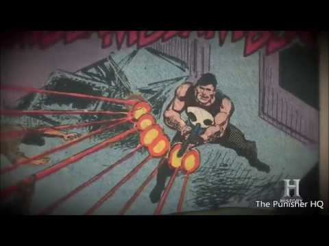 Superheroes Decoded  The Punisher Segment