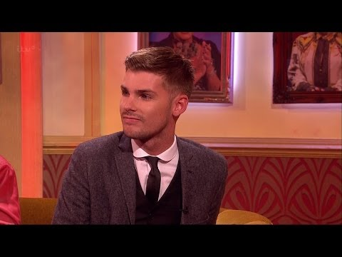 Kieron Richardson on Paul O'Grady - 16th May 2014