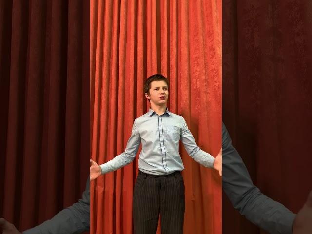 Изображение предпросмотра прочтения – ВикторХрусталев читает произведение «Молитва» М.И.Цветаевой