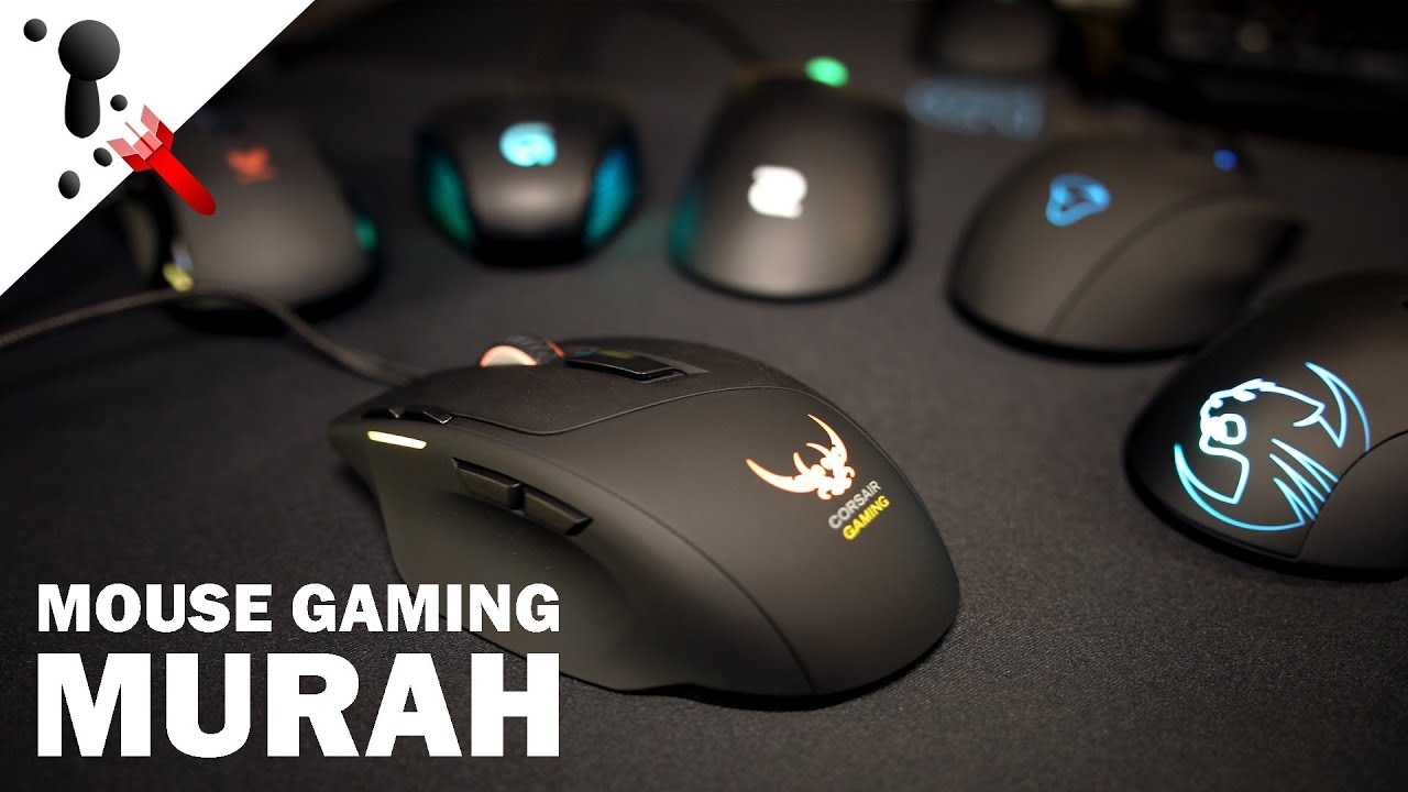 Mouse Gaming Rexus Titanix Tx3 Tx7