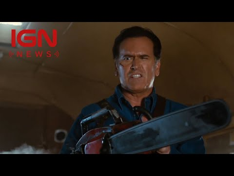 Ash vs Evil Dead Cancelled After Season 3 - IGN News