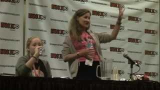 [Convention Hopper] Fan Expo 2012 - Voice Acting 101 w/ Veronica Taylor
