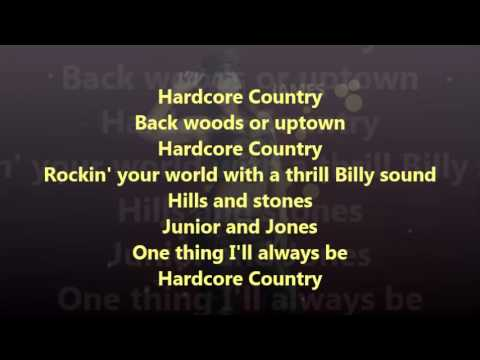 Mickie James - Hardcore Country (Official Lyric Video)