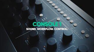 Console 1 – Softube