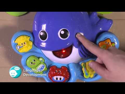 VTech - Bubbles the Learning Whale