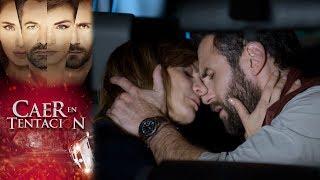 Raquel y Santiago deciden poner fin a su amor | Caer en tentación -Televisa