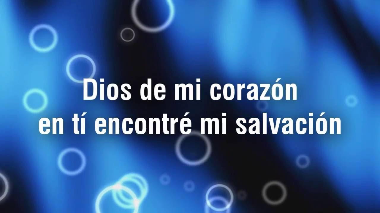 Marco Barrientos - Dios incomparable (Letra) - YouTube