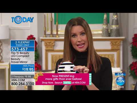 HSN | HSN Today: Gadget Gift Solutions 12.05.2017 - 07 AM