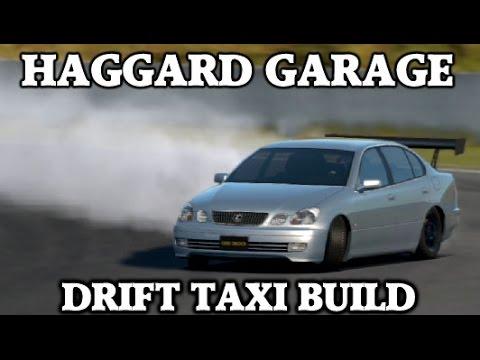 haggard garage gs300 drift taxi build gt6 youtube. Black Bedroom Furniture Sets. Home Design Ideas