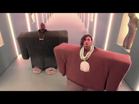 I Love It - Lil Pump (Extended Mix without Kanye and the lady)