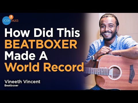 Let's Learn How To Beatbox! | Vineeth Vincent