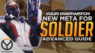 Overwatch Advanced Soldier 76 Guide: The New Meta Hero