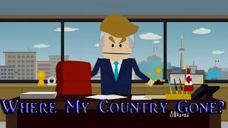 South Park S19E2 Where My Country Gone? Review