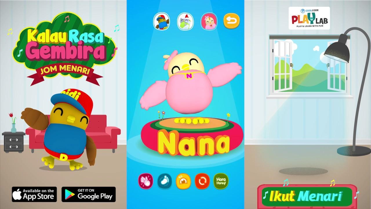Download Didi & Friends Playtown : Kalau Rasa Gembira - Game Review
