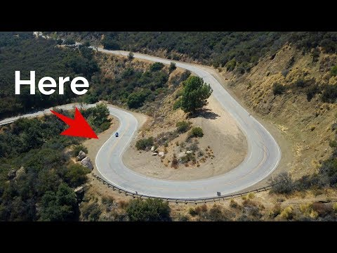 Is riding the FAMOUS Mulholland Highway worth it? - A.K.A. The Snake