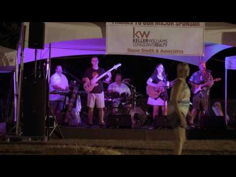 Agent 99 live at the Shawnee Hills Festival