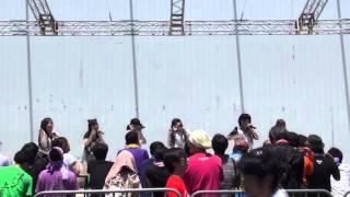 2013.7.7 アイドル横丁夏まつり!!~2013~野外ステージより 妄想キャリ...