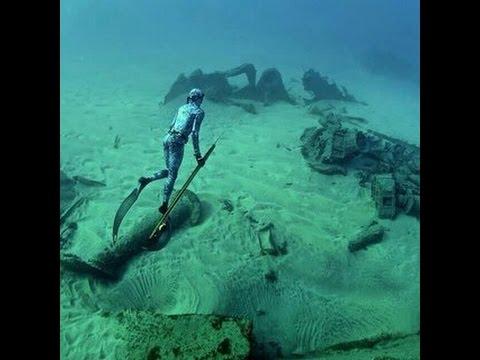 Как взбесить подводного охотника?