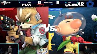 AON Ultimate #006 Winners Round 4 Pong vs GRV Dabuz