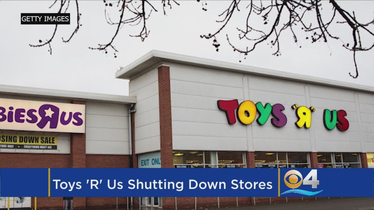 Toys 'R' Us Shuttering All U.S. Stores, Possibly By Next Week