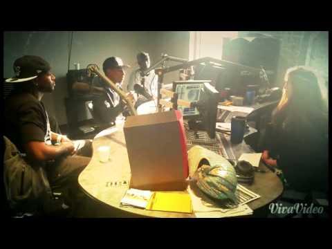 Lyricool, Radio & H-ROC @ The WQZK Radio Station And Potomac State College