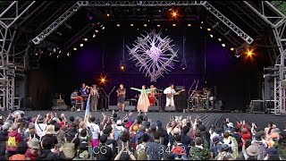 NST & The Soul Sauce meets Kim Yulhee @ Field of Heaven, Fuji Rock Festival (26 July 2019)