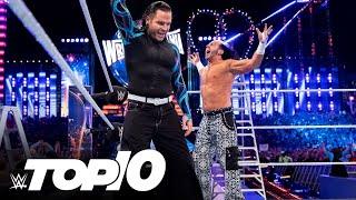 The Hardy Boyz's greatest moments: WWE Top 10, June 3, 2021