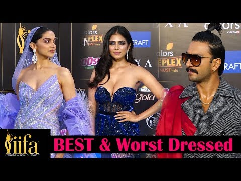 Best & Wost Dressed Celebrity At IIFA 2019 - Deepika | Malavika Mohanan | Radhika Apte Mp3
