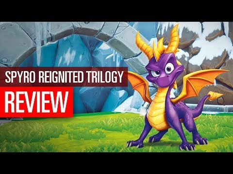 Spyro Reignited Trilogy REVIEW | Das Drachen-Remake Im Test