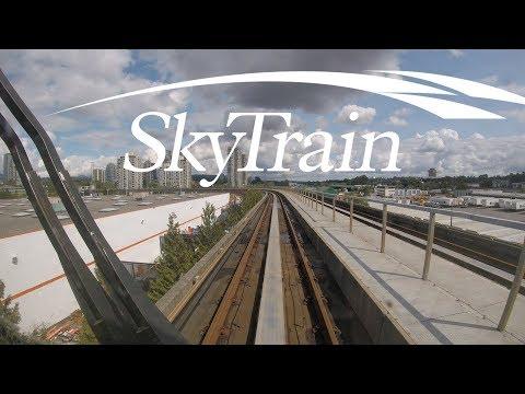 Vancouver's Skytrain Millennium line