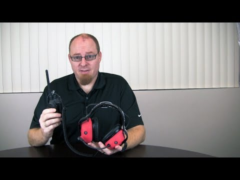 How To Connect A Two Way Radio To A Firecom 500 Series Wireless Headset