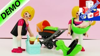 Playmobil 6447 Zwangere En Mama Met Baby | Voor En Na De Zwangerschap