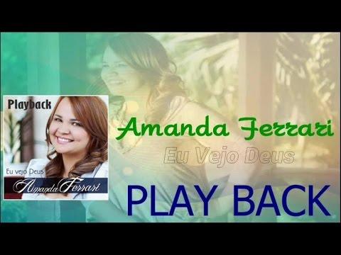 Amanda Ferrari - Leproso - Playback