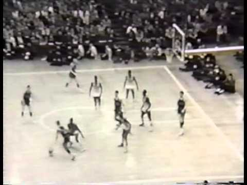 IHSAA State Basketball Finals 1956 Lafayette Vs Crispus Attucks