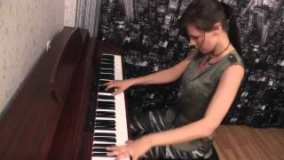 oomph   auf kurs piano cover by defektkids