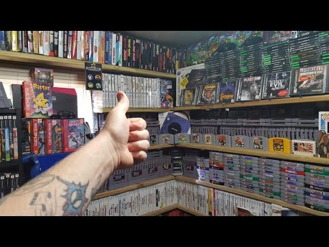 New Amazing Game Room Tour 2300+ Games Largest Collection in the Smallest Room 2017