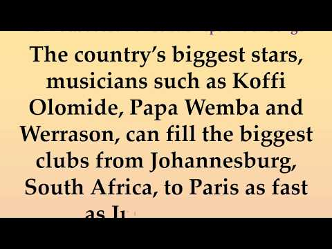 Fun Facts about Democratic Republic of Congo