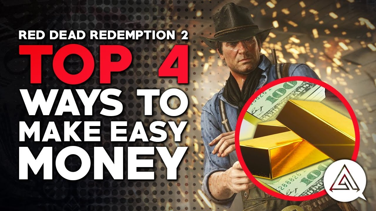 Red Dead Redemption 2: How to make money fast - VG247