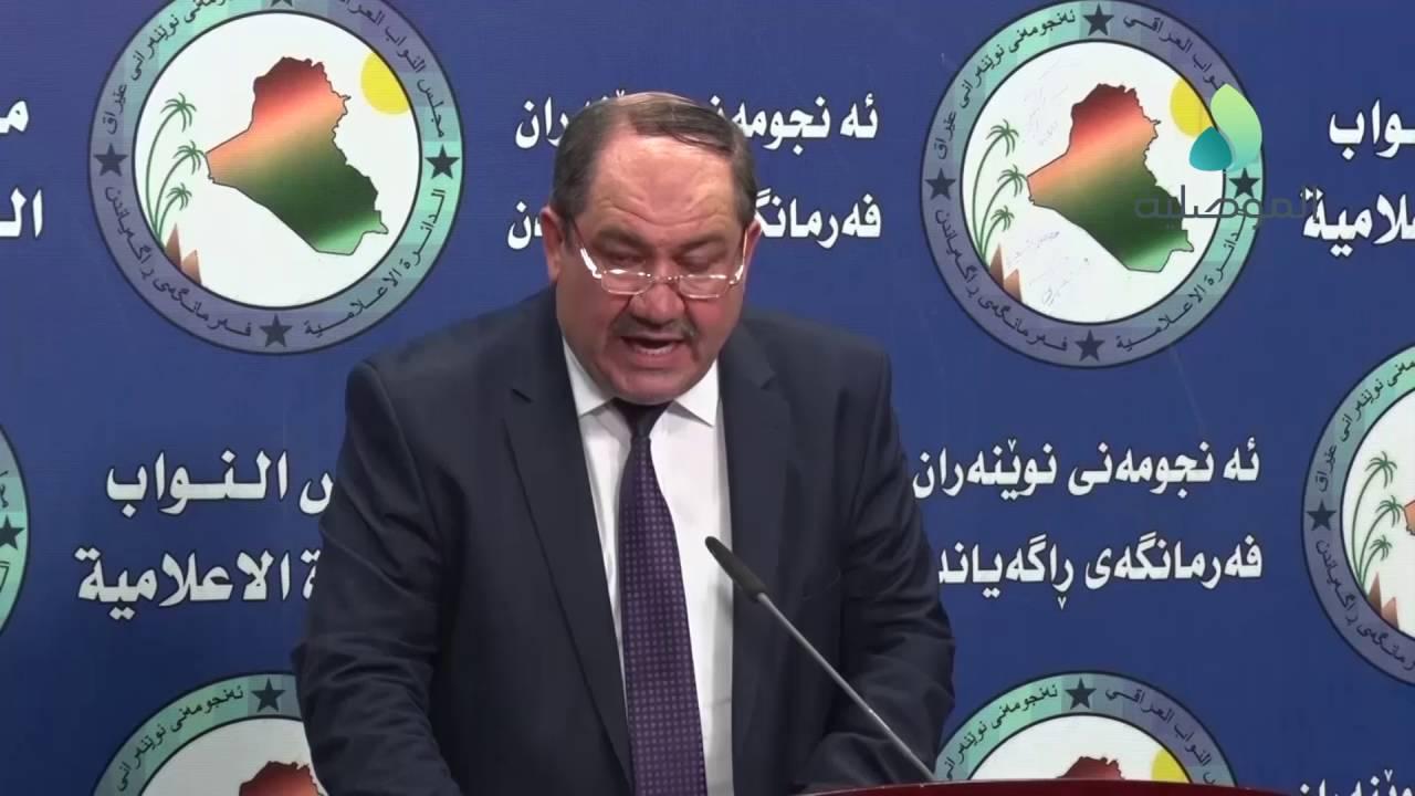 سالم شبك يطالب العبادي بتسليح شرطة نينوى للمساهمة في تحرير الموصل ...