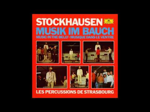 Karlheinz Stockhausen - Musik im Bauch (Music in the Belly)