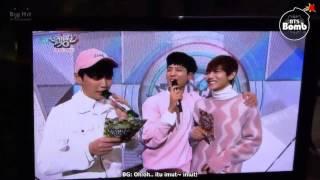 Video [SUB INDO][BANGTAN BOMB] Music bank special MC V download MP3, 3GP, MP4, WEBM, AVI, FLV Oktober 2019