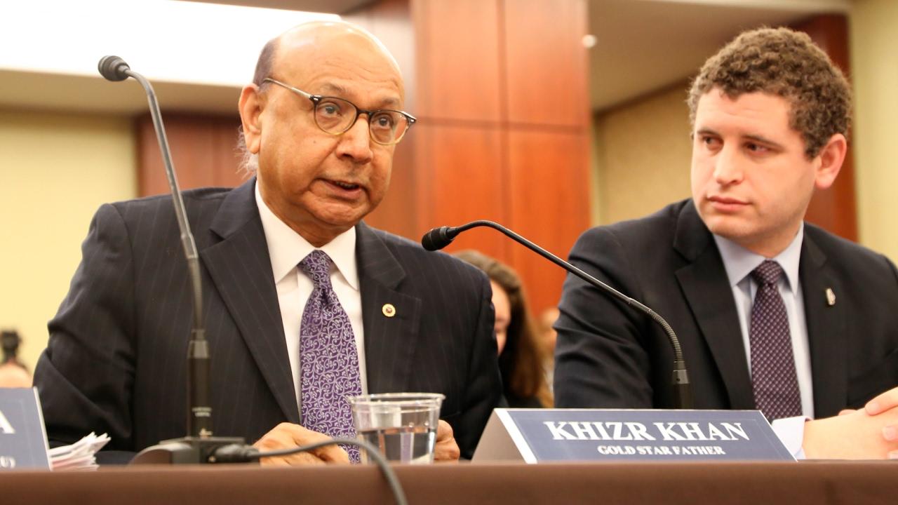 Democratic Forum on President Trump's Unlawful #MuslimBan