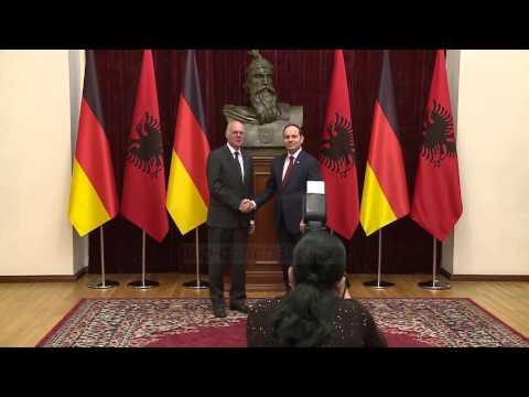 Lammert: Reforma në drejtësi të garantojë pavarësinë - Top Channel Albania - News - Lajme
