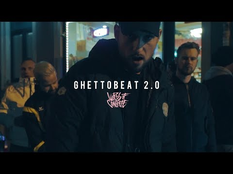 WORDS OF CONCRETE - Ghettobeat 2.0 - OFFICIAL MUSIC VIDEO