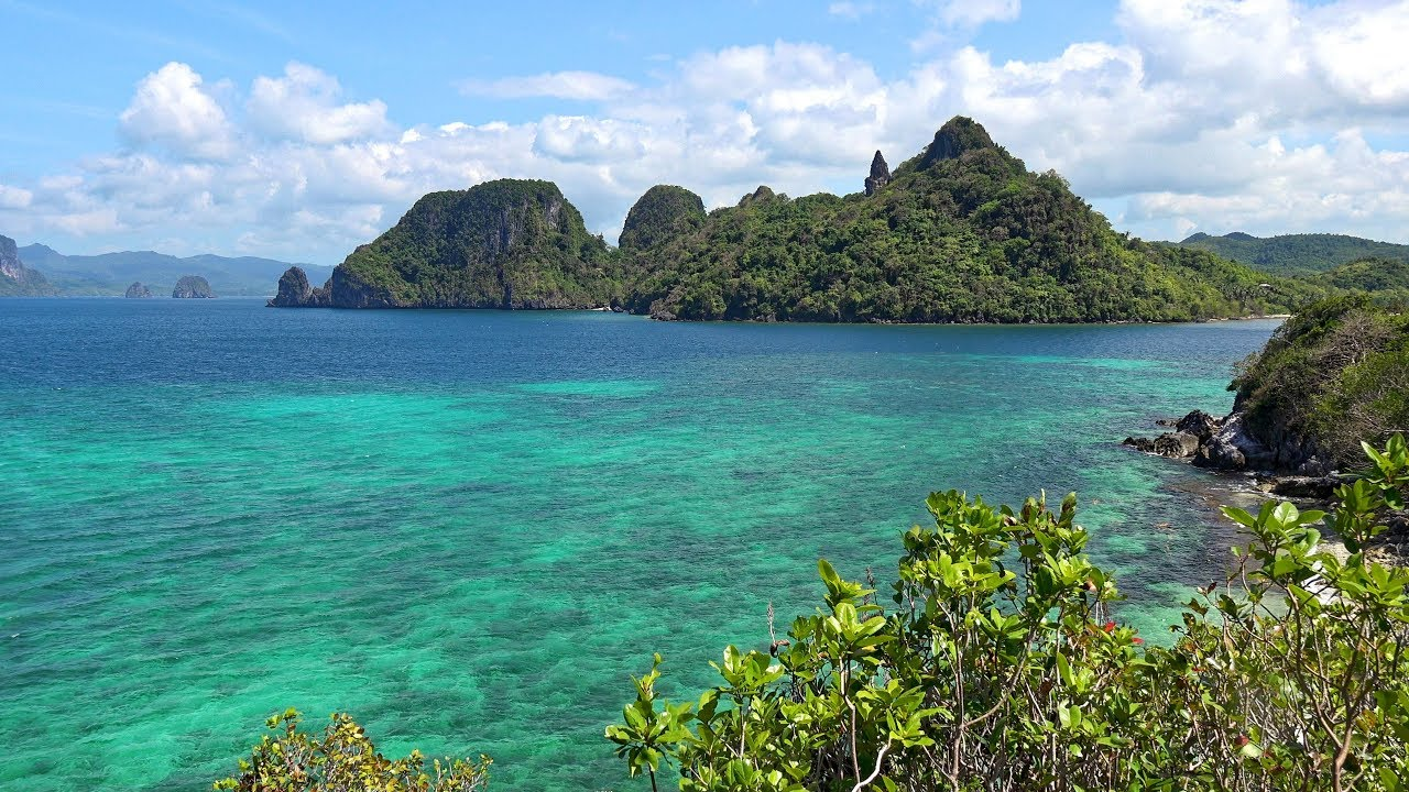 El Nido Island Hopping Palawan Philippines In 4k Ultra Hd