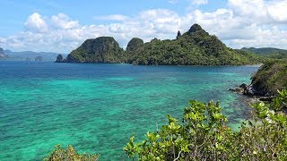 El Nido Island Hopping, Palawan, Philippines in 4K Ultra HD