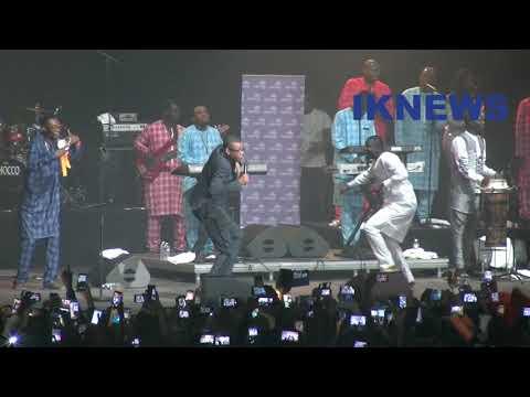 Pape Diouf Paris-Bercy: Youssou Ndour Feat Pape Diouf