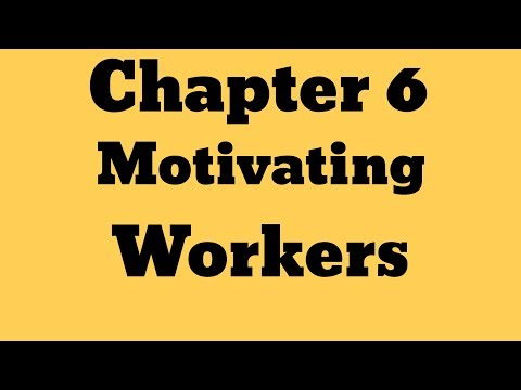 "IGCSE Business Studies _Chapter 6"" Motivation of Workers """