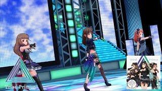 「デレステ」Trancing Pulse (Game ver.) 標準メンバー Triad Primus 神谷奈緒、渋谷凜、北条加蓮 SSR thumbnail