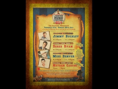Monaghan Country Music Festival 2014